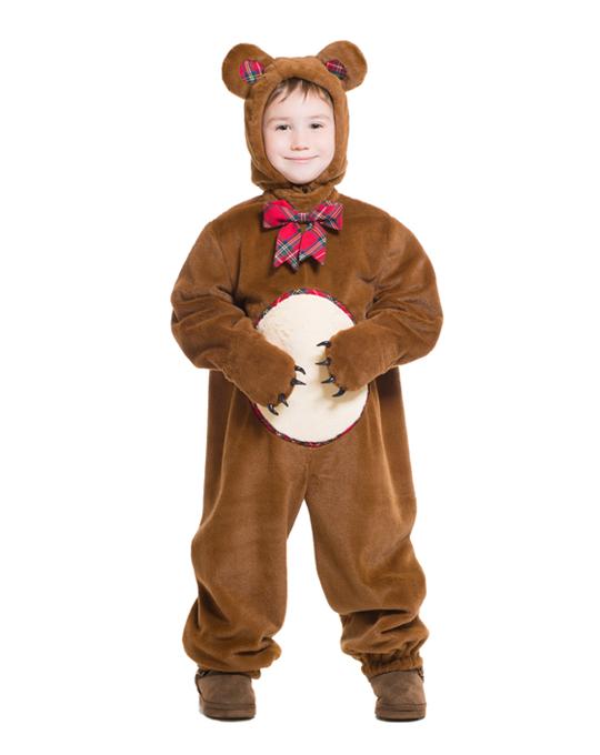 Костюм медведя своими руками на ребенка 1079