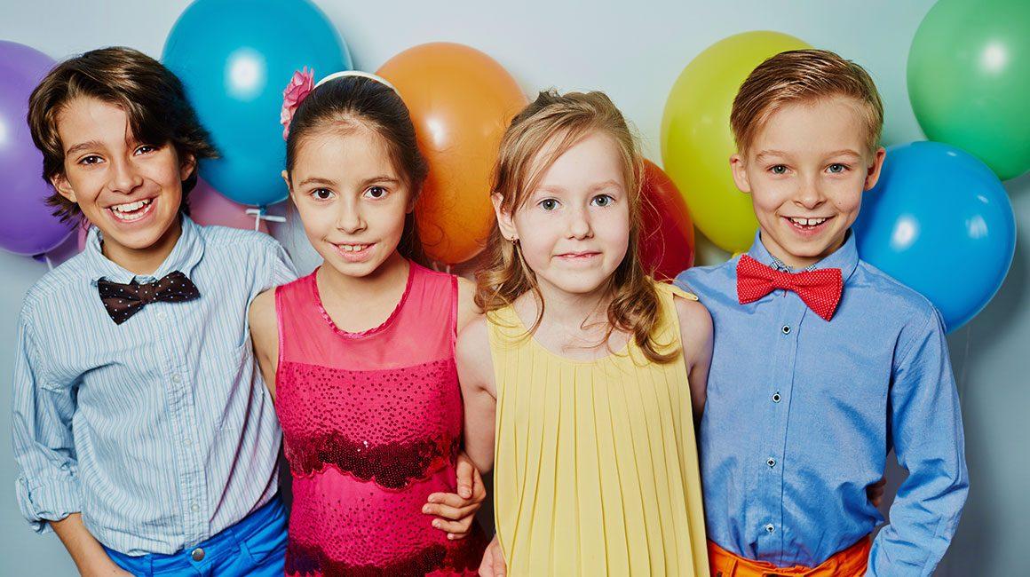 Best Kids' Birthday Party Ideas