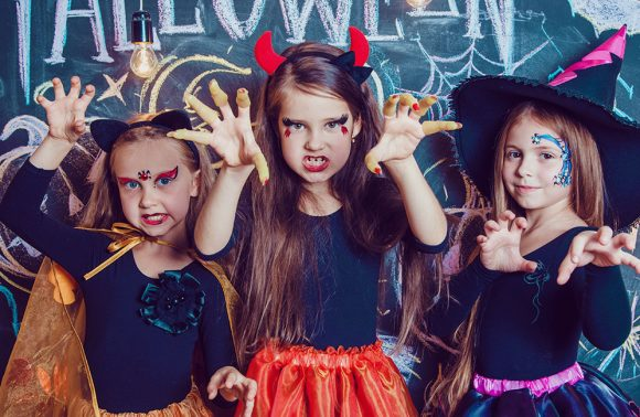 25 Games For Your 2016 Halloween Party